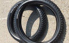 Kenda Fat Tire Fatty 26+4,50  Versand incl. Schläuche incl.