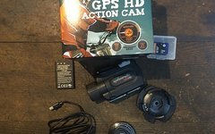 Gobandit ActionCam mit GPS und HD Auflösung, über 45% Rabatt
