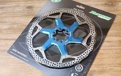 Reverse Components Disc 200mm Blue *NEU*