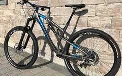 "Drössiger XMA Flow Select 29"" / 650B+ / 27.5 Plus - Gr.M - Pike SRAM Race FaceTrailbike NEU! UVP 3400"