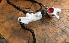 Formula RX Bremsenset VR + HR weiß (ohne Scheiben & Adapter)
