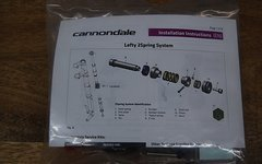 Cannondale Lefty 2Spring Air Kit