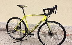 Shimano Cannondale Synapse Carbon Disc Ultegra 2016 RH 56 OVP 3499