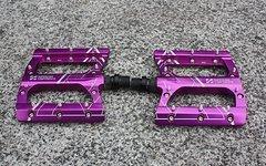 Superstar Components Delta Titan lila purple