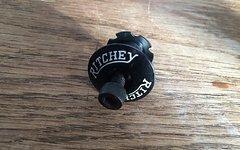 """Ritchey Steuersatzkappen in 1"""" und 1 1/8"""""""