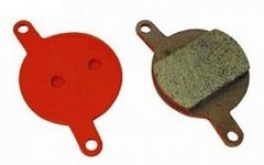 Brakepads.de Bremsbelag replacement für Magura Julie Typ 4.1 semi-metallic organisch