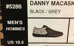 Five Ten Danny Macaskill #5286 NEU! Black/ Grey 44