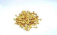 DT Swiss Aluminium Speichennippel 12x2.0 100Stk gold