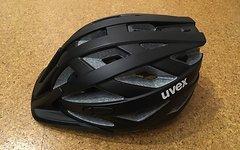 Uvex I-vo cc Helm matt schwarz 52-57 cm