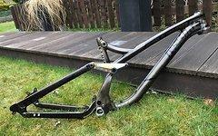NS Bikes FUZZ DH Limited Edition Größe M
