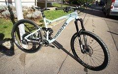 Transalpes Swiss Handmade Bikes BM29