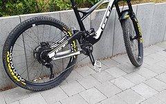 Gt Bikes Force X Pro 2015 / Gekauft 2016