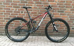 BMC Trailfox TF01 Team Carbon Custom Medium 29er