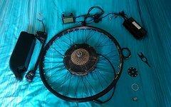 E-Bike Umrüst Kit Pedelec Komplett Kit