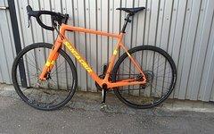Santa Cruz stigmata cyclocross crosser