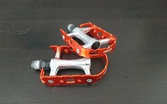 XLC PD-M15 Pedal orange 15km