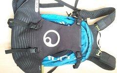 Ergon BA3 Evo, blau + Protektor BP100