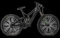 """Norco Aurum Carbon C7.2 2017 Komplettbike 27,5"""" - NEU! Downhill - Größe XL"""