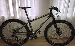 Rewel Titan Bike XTR 10-fach Gruppe