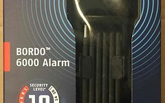 Abus Faltschloss BORDO™ Alarm 6000A/90 BK SH