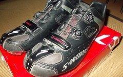 Specialized S-Works Evo Carbon MTB Schuhe, BOA+Klett,Gr.46 f.Cube/Canyon Biker