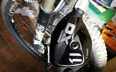 SRAM X01 DH Trigger Schalthebel 7-Fach
