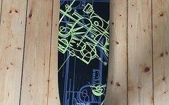 Bustin Strike - Sonderlackierung Longboard / Skateboard