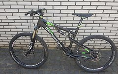 Drössiger XMA3.2 Mountainbike Fully full suspension 19 Zoll Fox Federgabel und Dämpfer Fulcrum