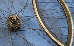Rigida / Miche Miche Pista DP18 Track Laufradsatz - 28''