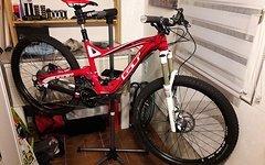 """GT SENSOR EXPERT 27.5"""" Mountainbike Gr.M wie Neu Rock Shox"""