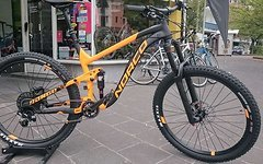 Norco Range A7.3 L Black/Orange