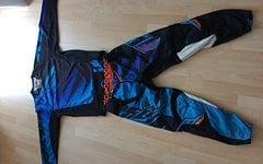 Fly Racing Kinetic Inversion Jersey L Black/Blue