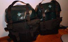 Ortlieb Bike-Packer Hinterrad Taschen Set F90H7