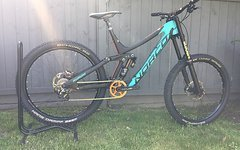 Norco Aurum Carbon 2017 Custom