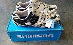 Shimano Rennradschuh - SH-R087 weiss