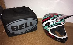 Bell Full 9 Carbon *XL*