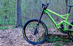Cannondale Jekyll 1 Green L