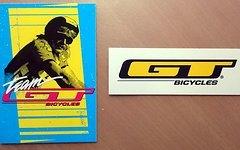 GT Sticker - Aufkleber - KULT