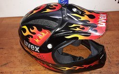 Uvex DH Helm
