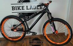 NS Bikes Decade Custom Dirt/Street Bike Rock Shox Pike DJ