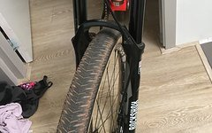 "Rock Shox Sid RCT3 26"" 15mm tapered"
