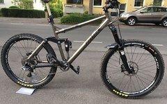 Reuber Bike Hackengas 160 AM Gr. L
