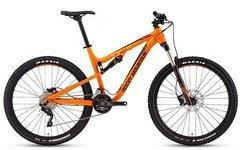 Rocky Mountain Mountainbike Rocky Mountain Thunderbolt 730 Gr.XL orange 2017 Neu