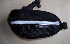 Topeak Wedge Pack Satteltasche Größe S