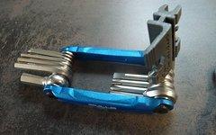 Bulls Werkzeug Werkzeug 18 Funktionen blau
