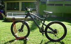 Rose Bikes Uncle Jimbo 1 2013 160mm Enduro