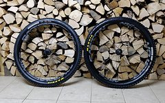 """Race Face Custom Laufradsatz 29"""" ARC30 + DT Swiss 350 Boost + Maxxis Reifen"""