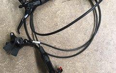SRAM Elixir 9 Trail, Set, 4 Kolben, schwarz, VR+HR