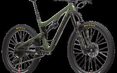 Santa Cruz Bronson Carbon CC Rahmenset 2018