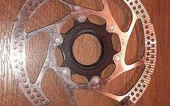 Shimano Centerlock Bremsscheiben 160mm SM-RT77